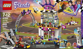 LEGO Friends La grande course 41352.