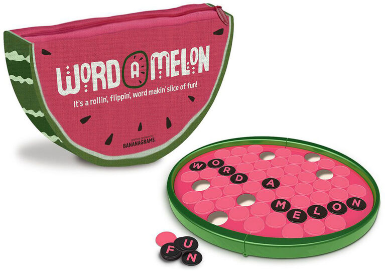 Word-A-Melon Game