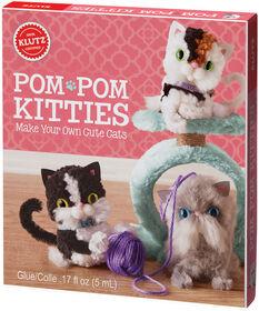 KLUTZ: Pom Pom Kitties