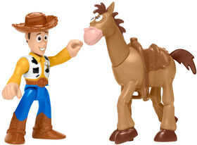 Fisher-Price - Imaginext - Toy Story - Woody et Bourrasque