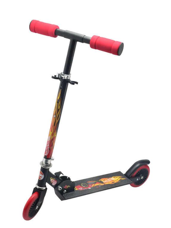Hot Wheels - Folding Scooter -120mm