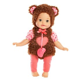 Little Mommy Dress Up Cuties Unbearably Cute Doll