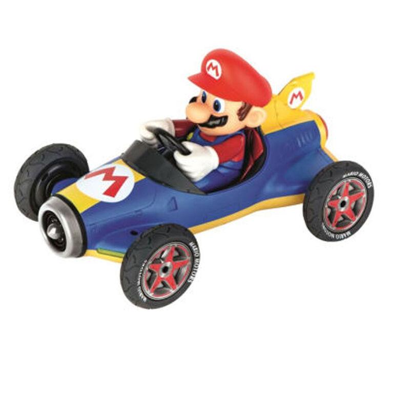 Carrera RC - Nintendo Mario Kart Mach 8 Radio Control Car - Mario