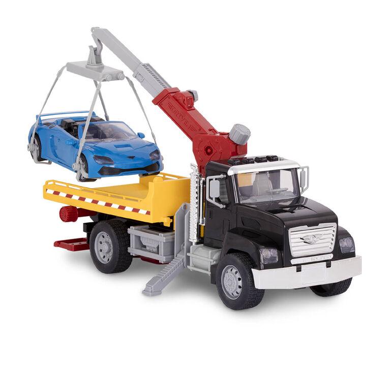 Dépanneuse, Driven, Dépanneuse avec voiture miniature