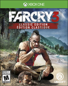 Xbox One - Far Cry 3 Classic Edition