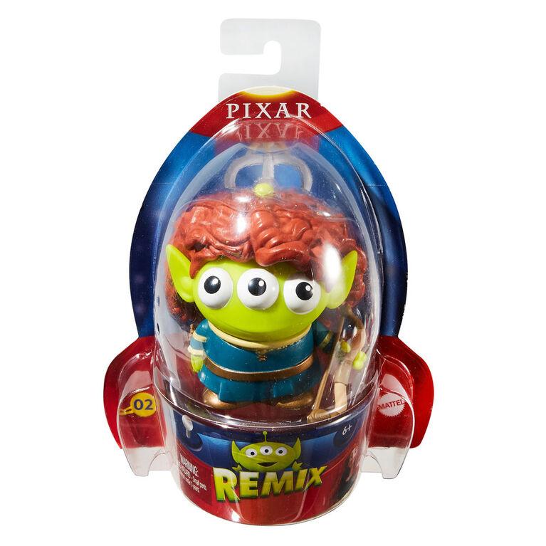 Disney/Pixar Alien Remix Merida Figure