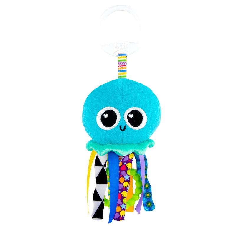 Lamaze Sprinkles the Jellyfish Mini Clip & Go