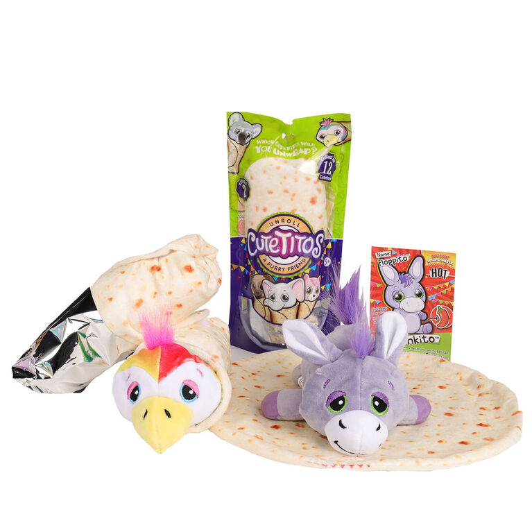 "Cutetitos Collectible 7"" Plush - Stuffed Animals"