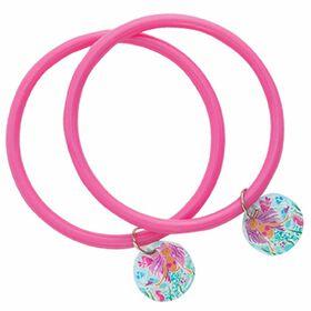 Plastic Mermaid Charm Bracelets, 2