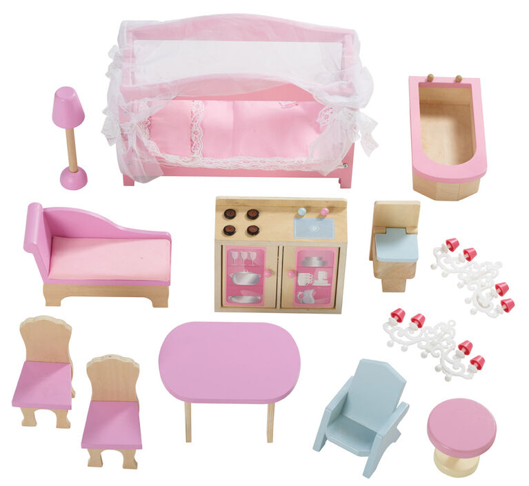 Imaginarium Discovery - Classic Country Doll House