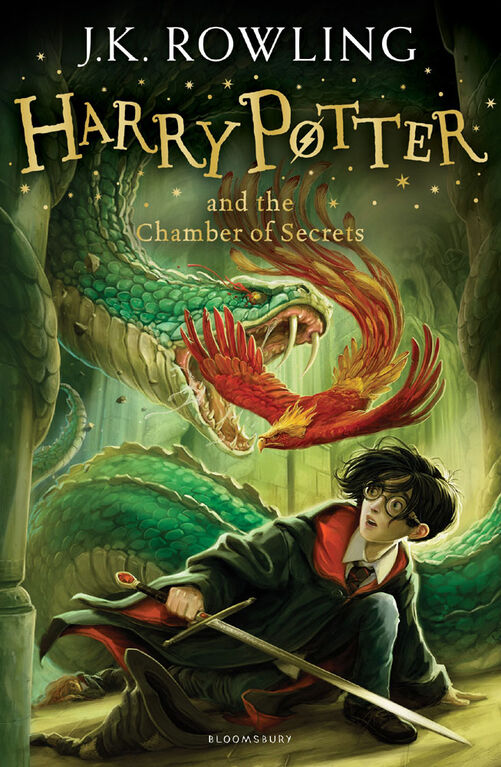 Harry Potter and the Chamber of Secrets - English Edition