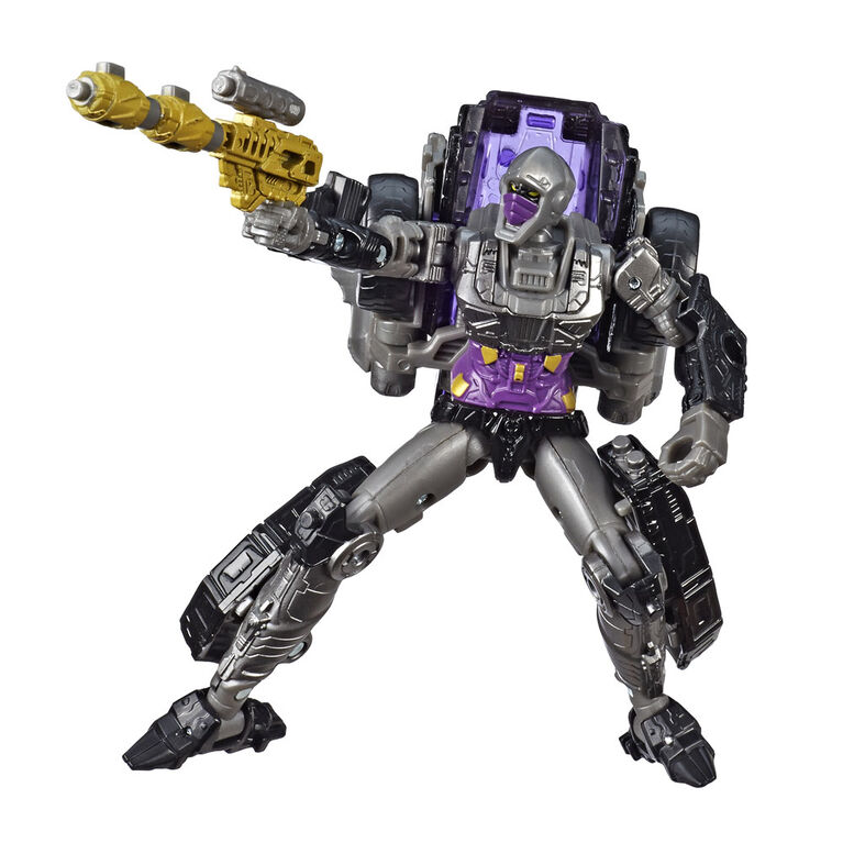 Transformers Generations Selects - WFC-GS07 Nightbird, War for Cybertron Deluxe Class Figure
