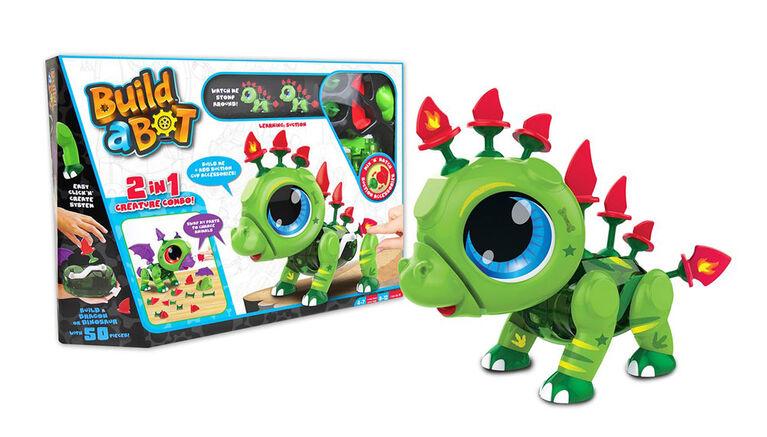 Build A Bot - La succion - Dinosaure/Dragon