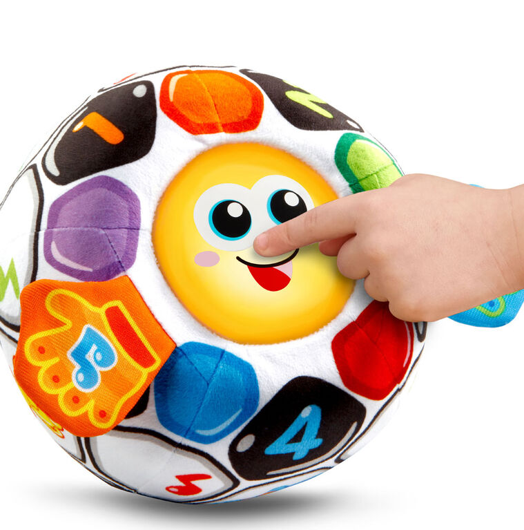 VTech Bright Lights Soccer Ball - English Edition