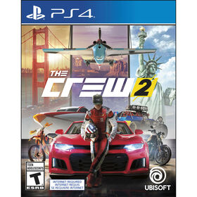 Play Station 4 - The Crew 2