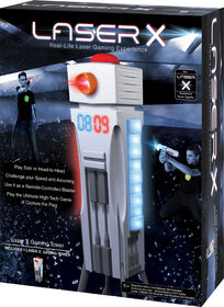 Laser X Interactive Laser Gaming  Tower