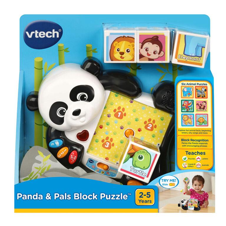 VTech Puzzle cube interactif - Édition anglaise