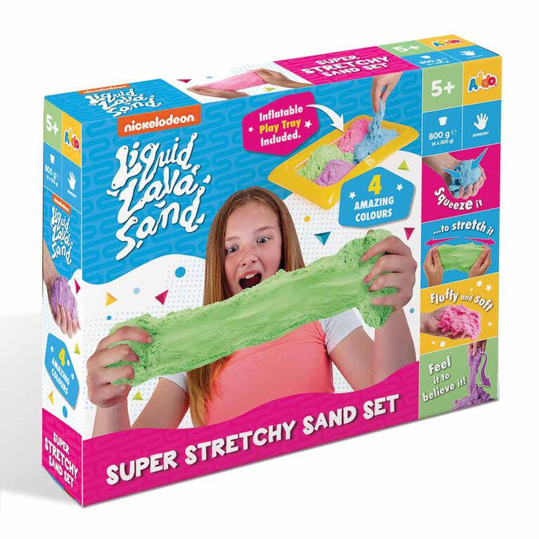 Nickelodeon Liquid Lava Sand Playset - R Exclusive