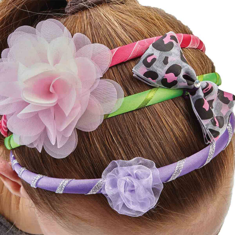 Out To Impress - Trousse 2 in 1 Fashion Hairbands - Notre exclusivité