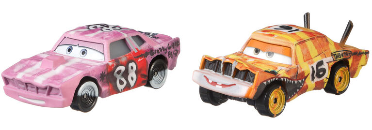 Disney/Pixar Cars Tailgate and Pushover