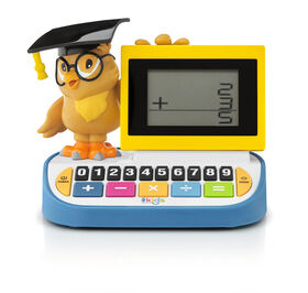 Singing Machine Kids Wise Owl Calculator