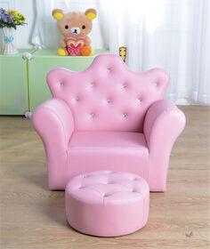 Princess Ottoman Sofa