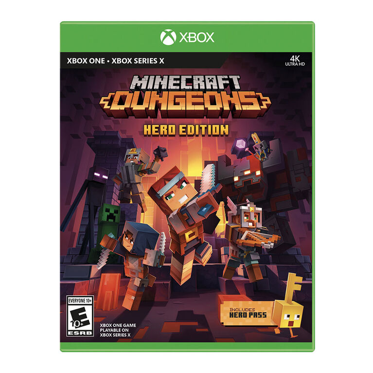 Xbox One Minecraft Dungeons Hero