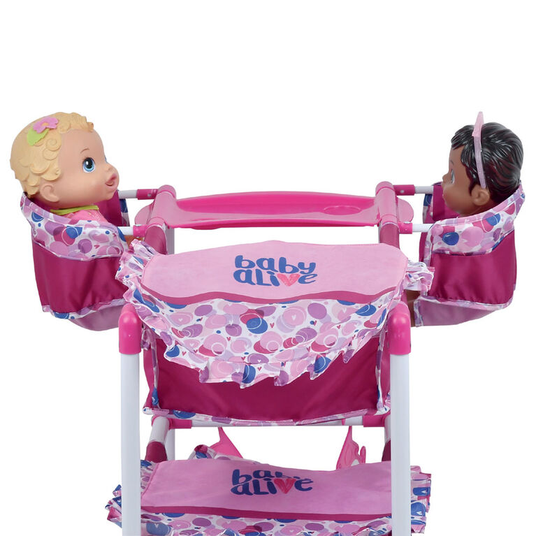 Baby Alive Doll Twin Play Center - R Exclusive
