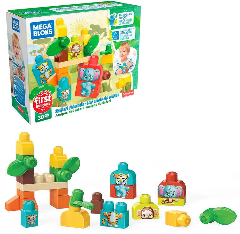 Mega Bloks - Les Amis du Zoo