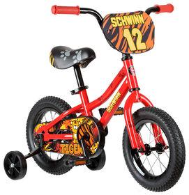 Vélo Smart Start de Schwinn, le Tigre de 12 po