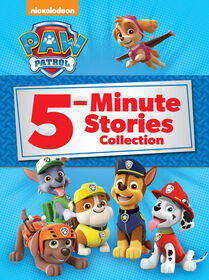 PAW Patrol 5-Minute Stories Collection (PAW Patrol) - Édition anglaise