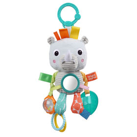 Playful Pals Activity Toy - Rhino