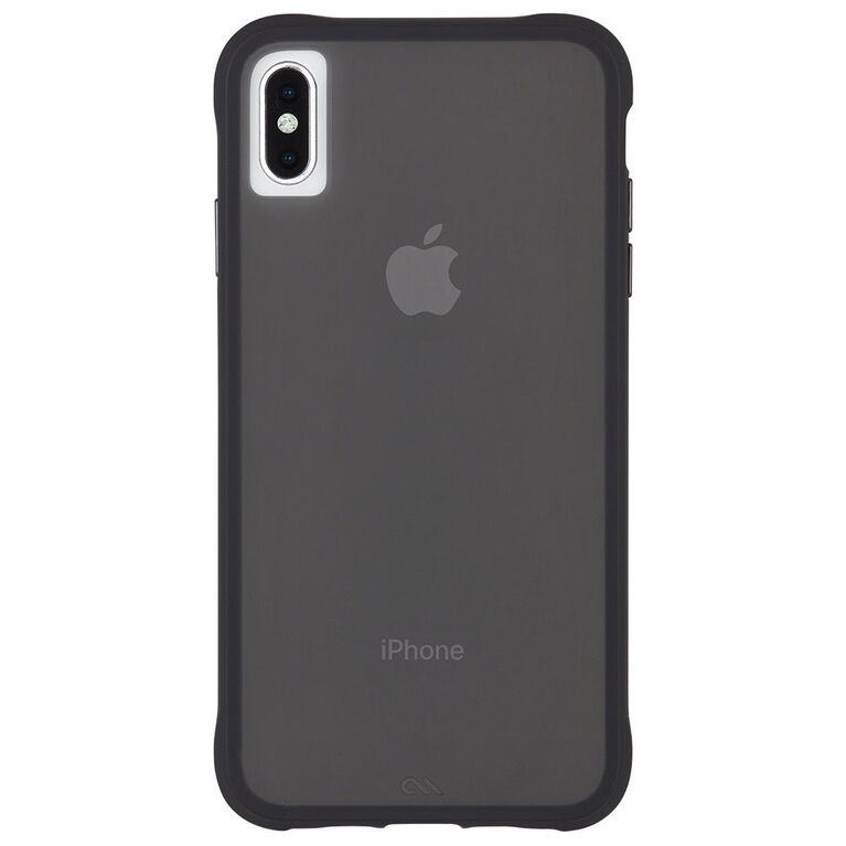 Étui Tough de Case-Mate pour iPhone Xs Max, noir
