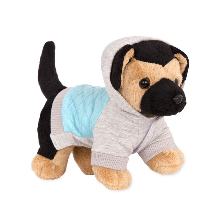 Our Generation, Dog At Home Set, Plush Dog Sweater Outfit