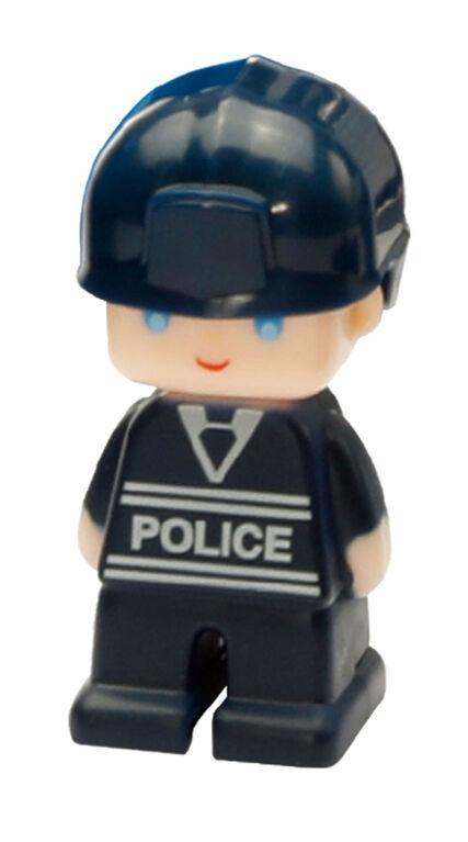 Magformers Amaz!ng Police 50 Piece Set