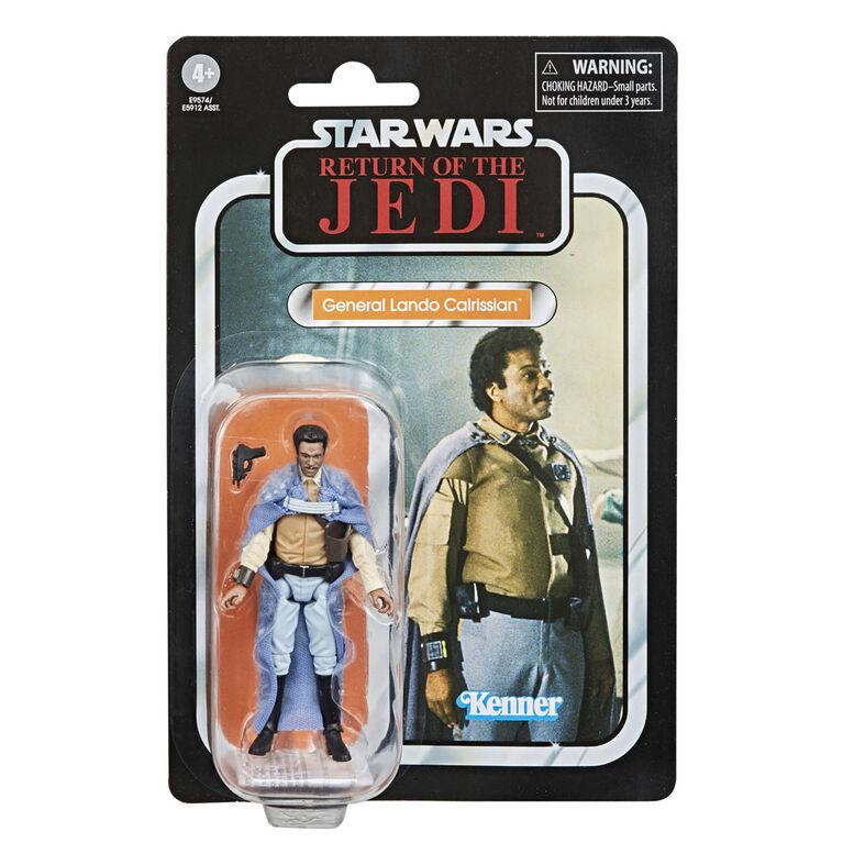 Star Wars The Vintage Collection General Lando Calrissian Toy