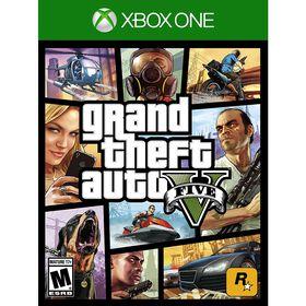 Xbox One - Grand Theft Auto V