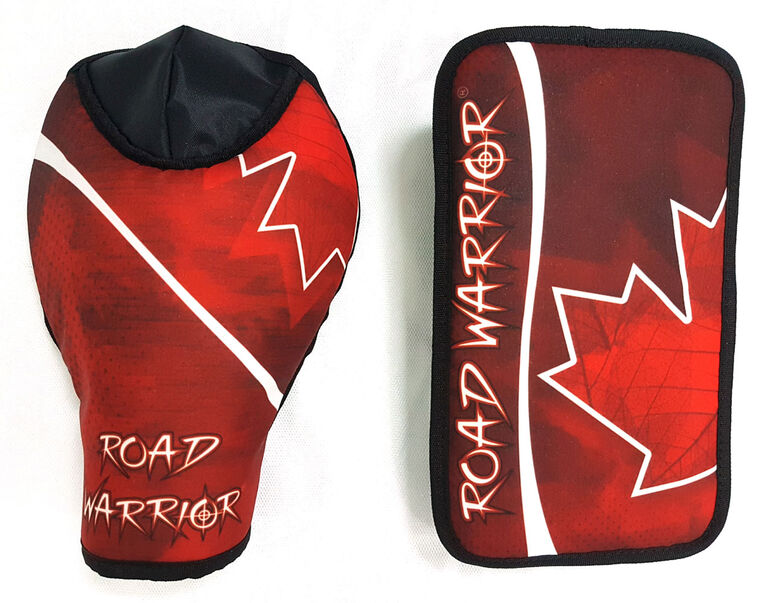 "Road Warrior 15"" Tyke Goalie Set"