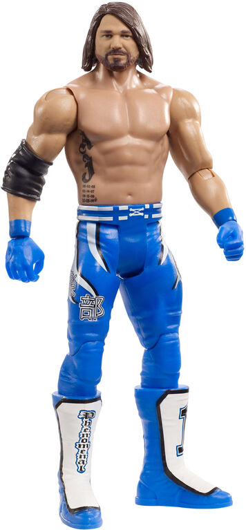 WWE AJ Styles Top Picks Action Figure - English Edition