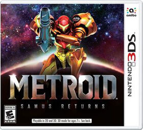 Nintendo 3DS - Metroid: Samus Returns