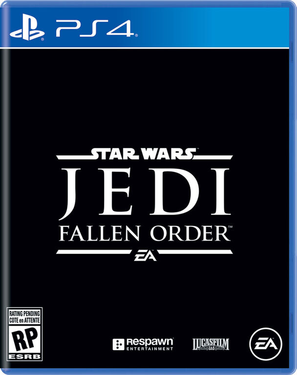 PlayStation 4 Star Wars Jedi Fallen Order