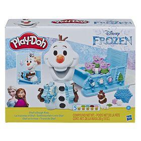 Play-Doh Disney Frozen Olaf's Sleigh Ride