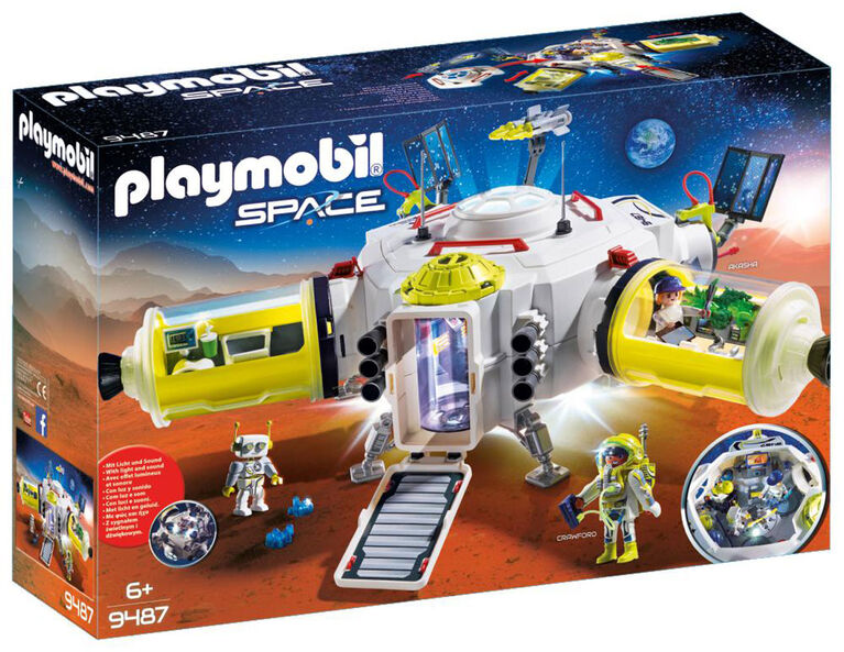 Playmobil - Mars Space Station