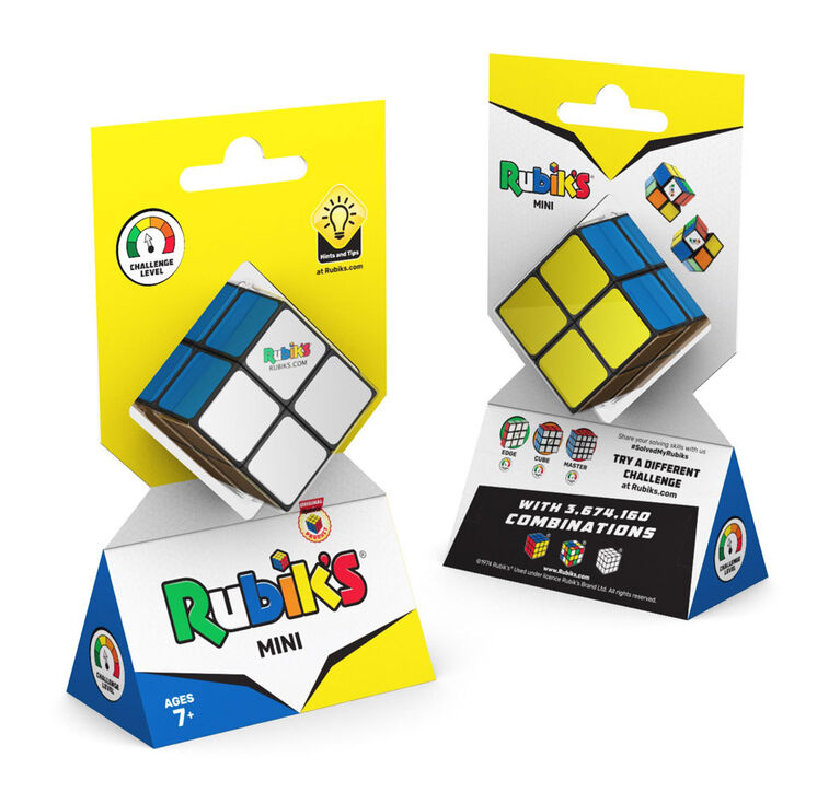 Rubik's Cube Mini 2x2
