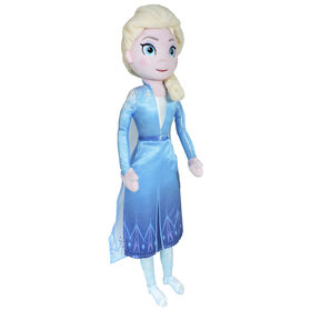 Disney Frozen 2 Large Plush - Elsa - R Exclusive