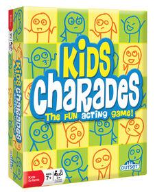 Jeu Charades pour enfants