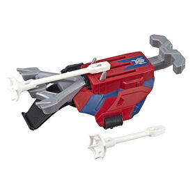 Spider-Man Web Shots Scatterblast Blaster Toy