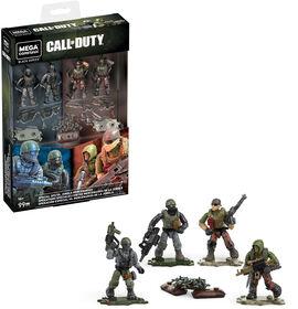 Mega Construx - Call of Duty - Opérations  Spéciales et  des Mercenaires  de  la  Jungle