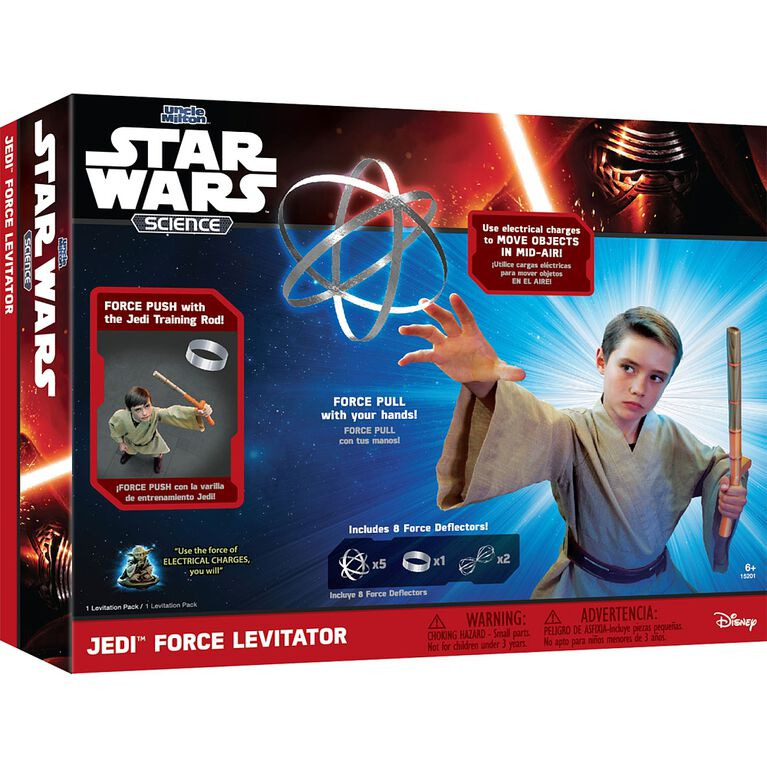 Star Wars Science - Levitator Force du Jedi.
