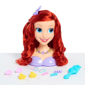 Disney Princess Styling Head Ariel